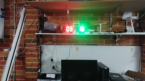 Arduino based digital Scoreboard  (83)