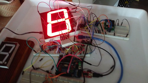 Arduino based digital Scoreboard  (81)