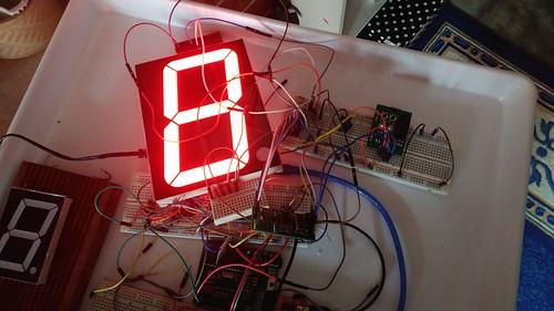 Arduino based digital Scoreboard  (78)
