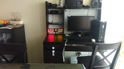 Arduino based digital Scoreboard  (77)