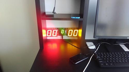 Arduino based digital Scoreboard  (71)