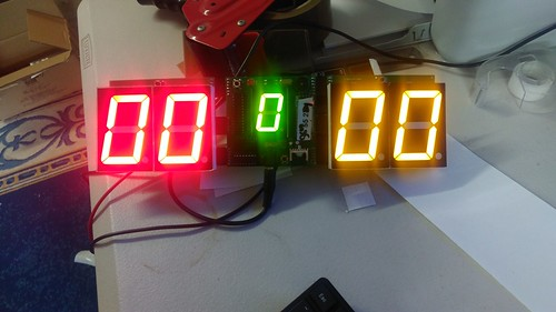 Arduino based digital Scoreboard  (67)
