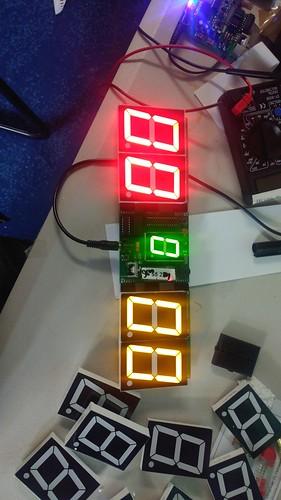 Arduino based digital Scoreboard  (64)