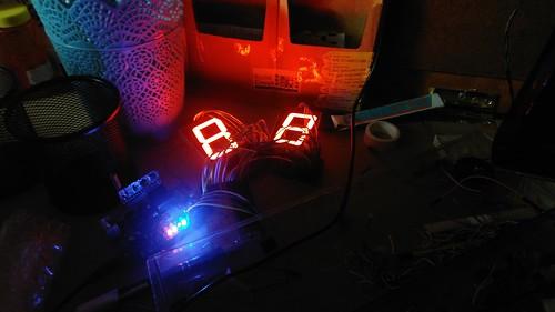 Arduino based digital Scoreboard  (55)