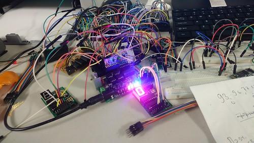 Arduino based digital Scoreboard  (50)