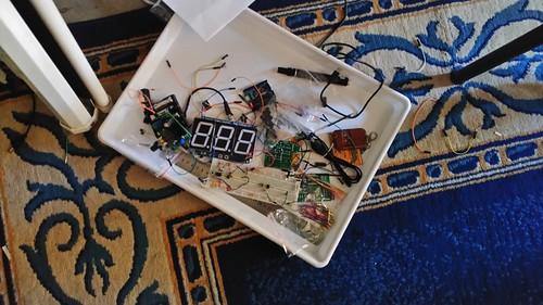 Arduino based digital Scoreboard  (45)