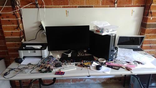 Arduino based digital Scoreboard  (39)