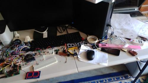 Arduino based digital Scoreboard  (38)