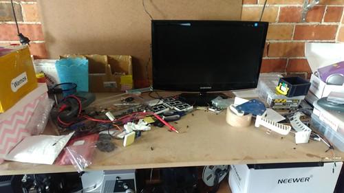 Arduino based digital Scoreboard  (33)