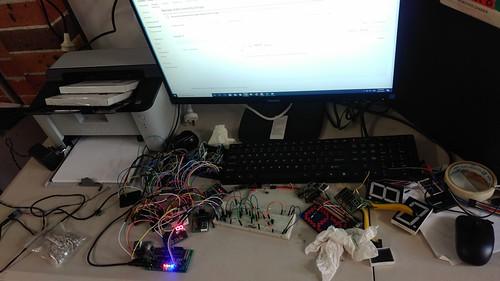 Arduino based digital Scoreboard  (31)