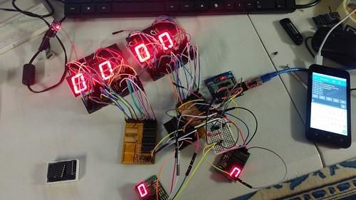 Arduino based digital Scoreboard  (27)