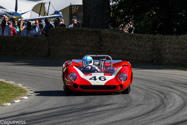 Lola T70 Team Surtees