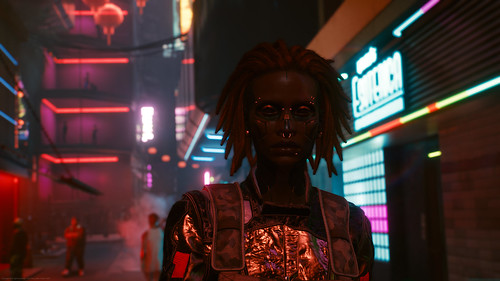 Cyberpunk 2077 | IN-GAME PHOTOGRAPHY | by The Real_Gabe