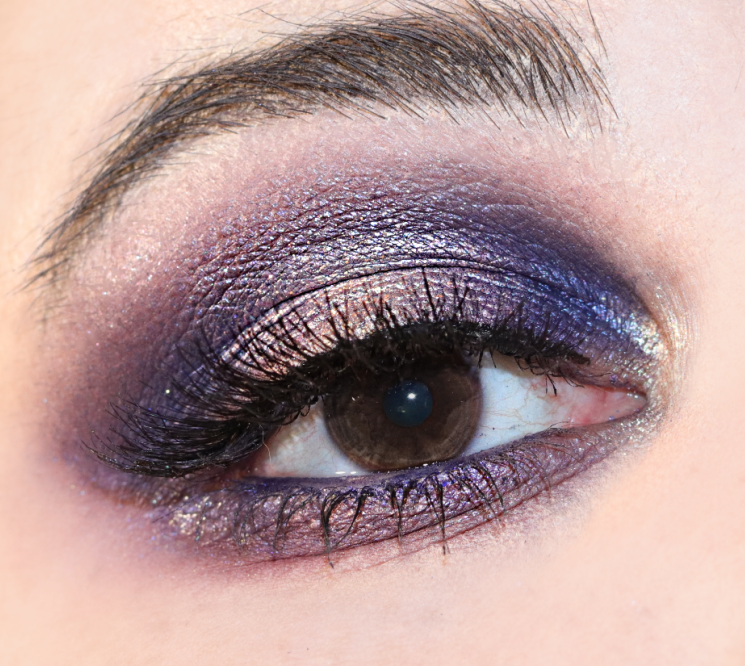 melt impulsive palette eye look