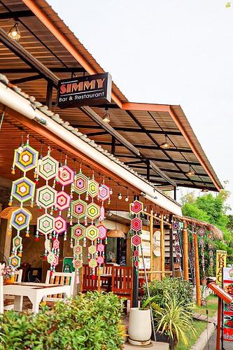 Simmy bar & Restaurant ถลาง ภูเก็ต
