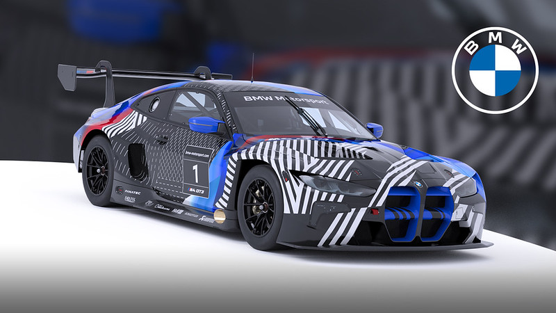 iRacing BMW M4 GT3