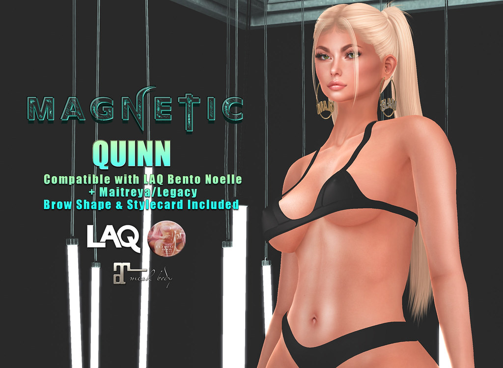 Magnetic - Quinn