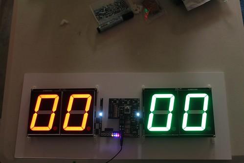 Arduino based digital Scoreboard  (1)