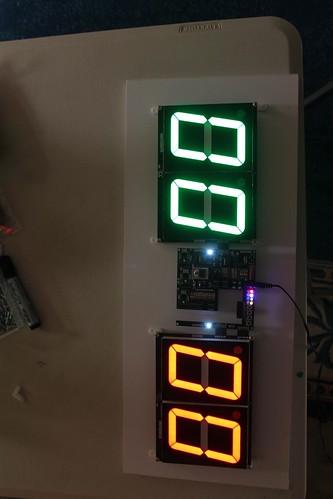 Arduino based digital Scoreboard  (494)
