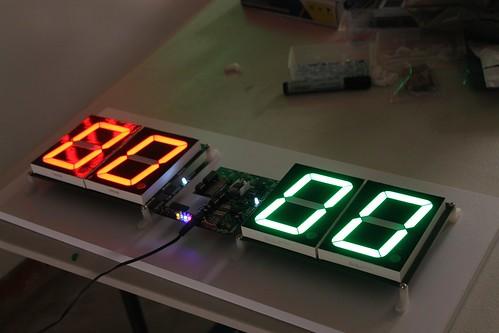 Arduino based digital Scoreboard  (493)
