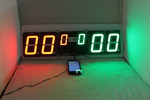 Arduino based digital Scoreboard  (491)