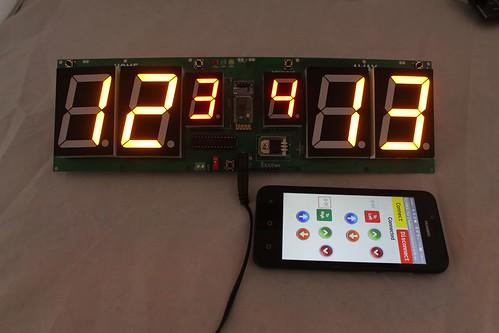 Arduino based digital Scoreboard  (489)