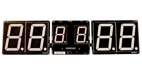 Arduino based digital Scoreboard  (479)