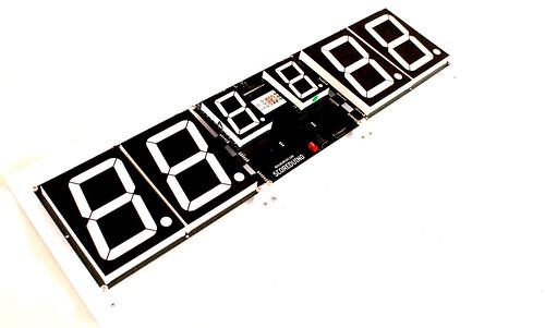 Arduino based digital Scoreboard  (475)