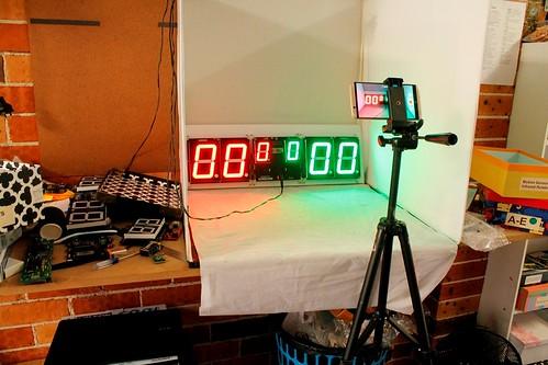 Arduino based digital Scoreboard  (442)