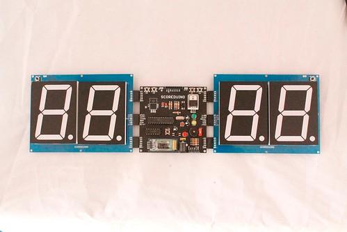 Arduino based digital Scoreboard  (431)