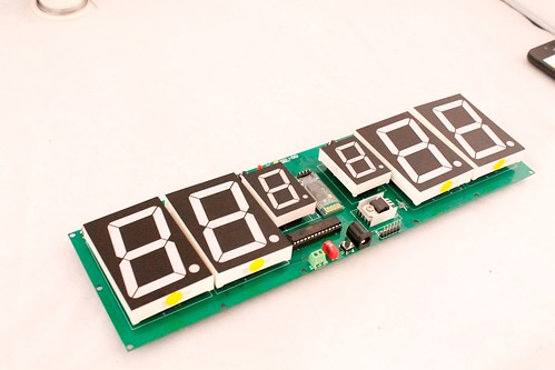 Arduino based digital Scoreboard  (428)