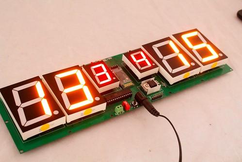 Arduino based digital Scoreboard  (427)