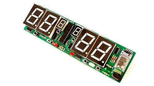 Arduino based digital Scoreboard  (422)