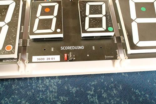 Arduino based digital Scoreboard  (380)