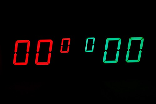 Arduino based digital Scoreboard  (363)