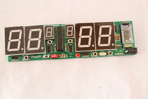 Arduino based digital Scoreboard  (355)