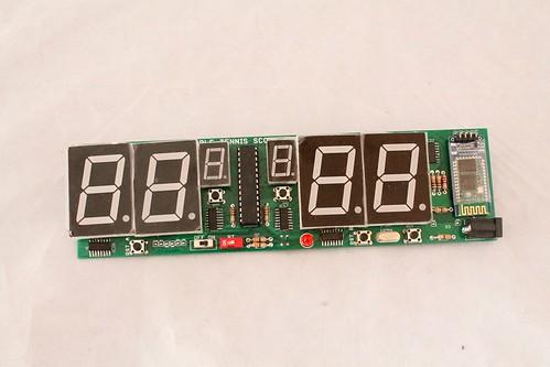 Arduino based digital Scoreboard  (353)