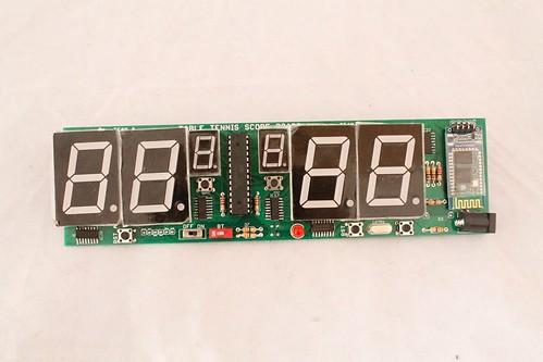 Arduino based digital Scoreboard  (350)