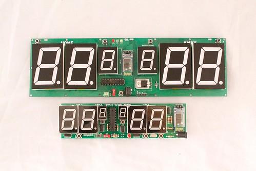 Arduino based digital Scoreboard  (349)
