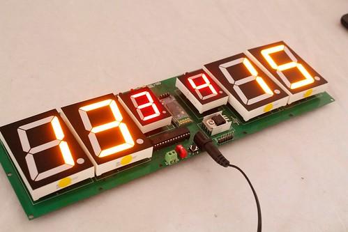 Arduino based digital Scoreboard  (338)