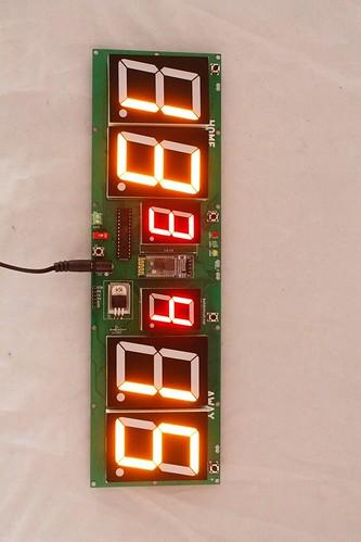 Arduino based digital Scoreboard  (337)