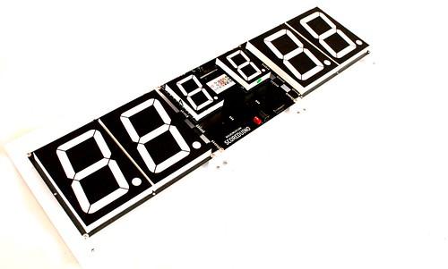 Arduino based digital Scoreboard  (327)