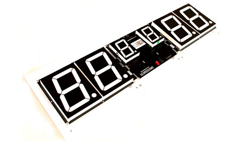 Arduino based digital Scoreboard  (324)