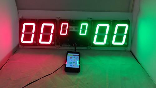 Arduino based digital Scoreboard  (313)