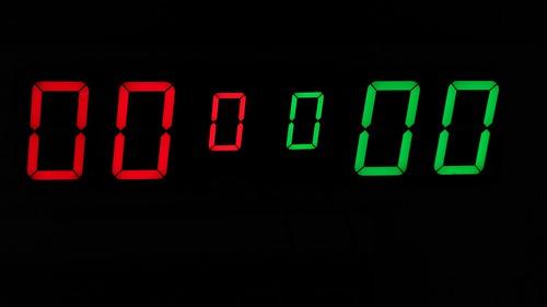 Arduino based digital Scoreboard  (300)