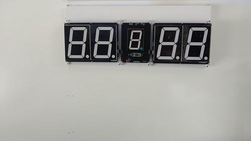 Arduino based digital Scoreboard  (295)