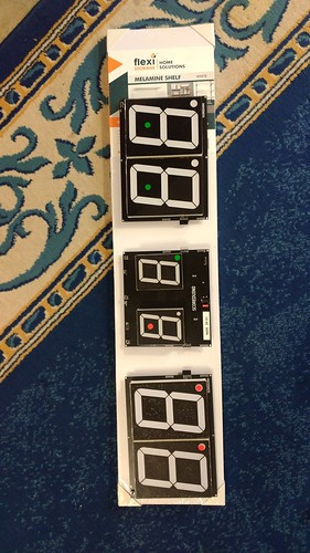Arduino based digital Scoreboard  (289)