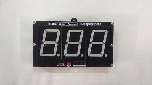 Arduino based digital Scoreboard  (264)