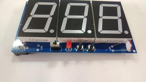 Arduino based digital Scoreboard  (262)
