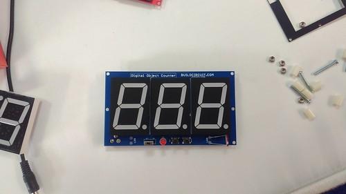 Arduino based digital Scoreboard  (256)